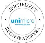 Sertifiseringslogo-UniMicro